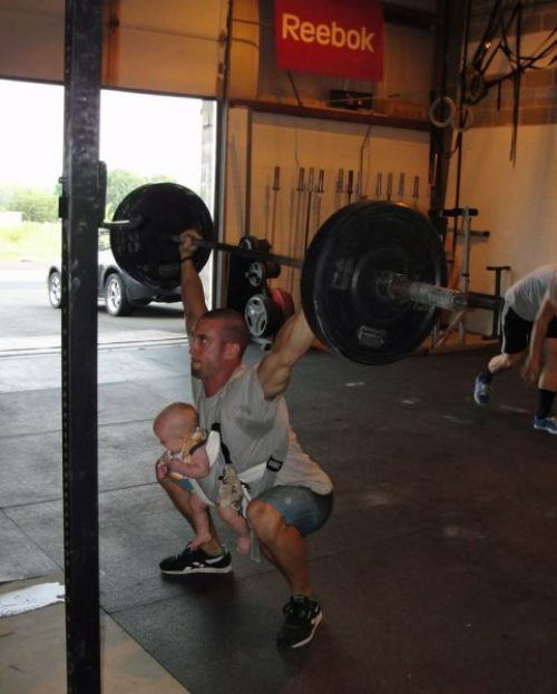 Crossfit Dads?